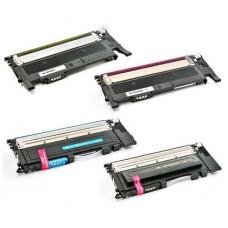 Samsung CLP-360 / CLP-365 / CLX-3300 / CLX-3305 / SL-C410 / SL-C460 / CLT-406  CLT-K406S  Toner Dolum